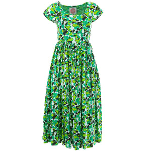 Tea Dress - Sprouted Green