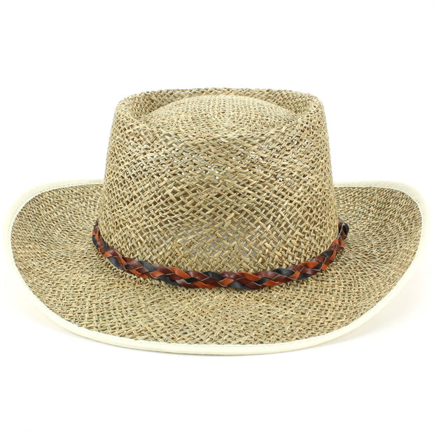 Seagrass Straw Panama Hat