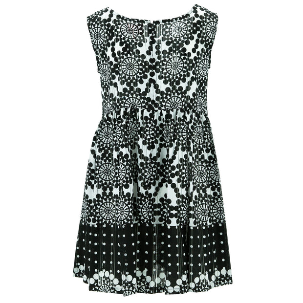 The Shroom Dress - Polka Circles