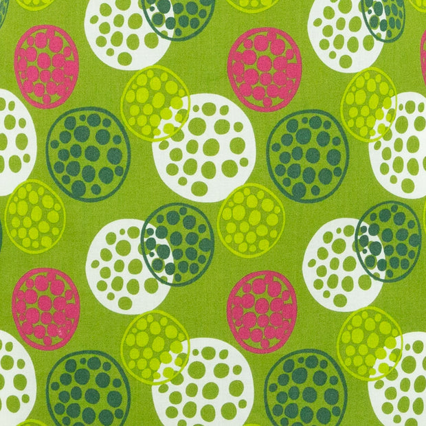 Nifty Shifty Dress - Lime Cluster