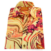 Regular Fit Short Sleeve Shirt - Oasis