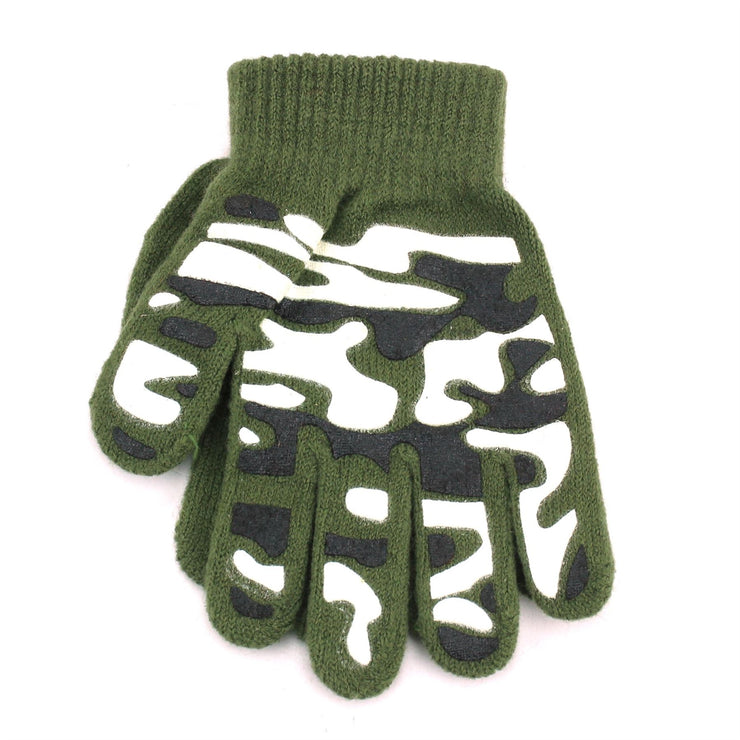 Magic Gloves Kids Camo Gloves - Camo