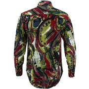 Regular Fit Long Sleeve Shirt - Painted