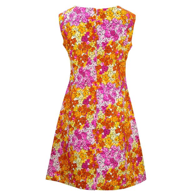 Nifty Shifty Dress - Yellow Magnolia