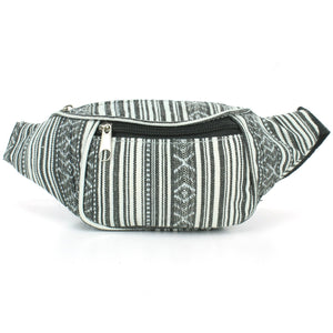 Canvas Bumbag - Black