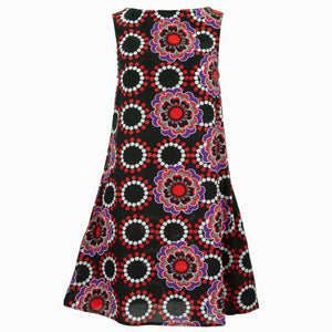 Shift Shaper Dress - Circular Floral