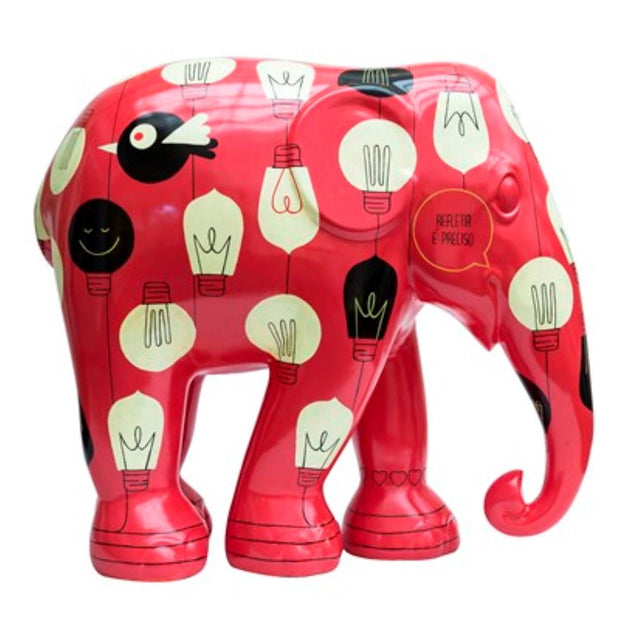 Limited Edition Replica Elephant - Pensamento Vivo (10cm)