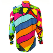 Regular Fit Long Sleeve Shirt - Carnival Beach