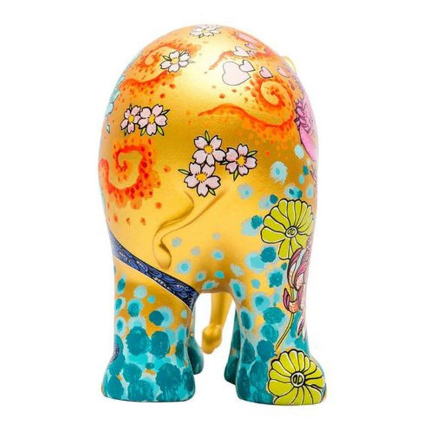Limited Edition Replica Elephant - Stay Gold