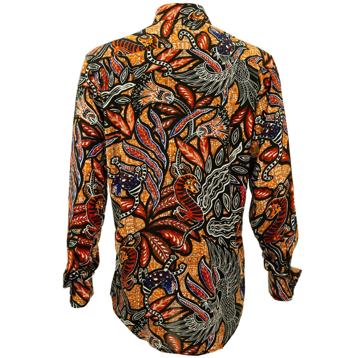 Regular Fit Long Sleeve Shirt - Pheonix