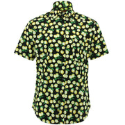 Regular Fit Short Sleeve Shirt - Lemons