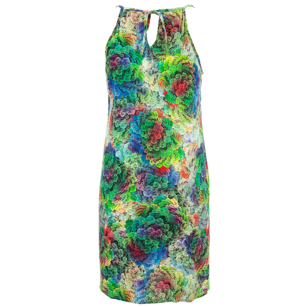 Strappy Dress - Psychedelic Broccoli