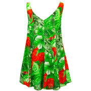 Floaty Dolly Dress - Roses