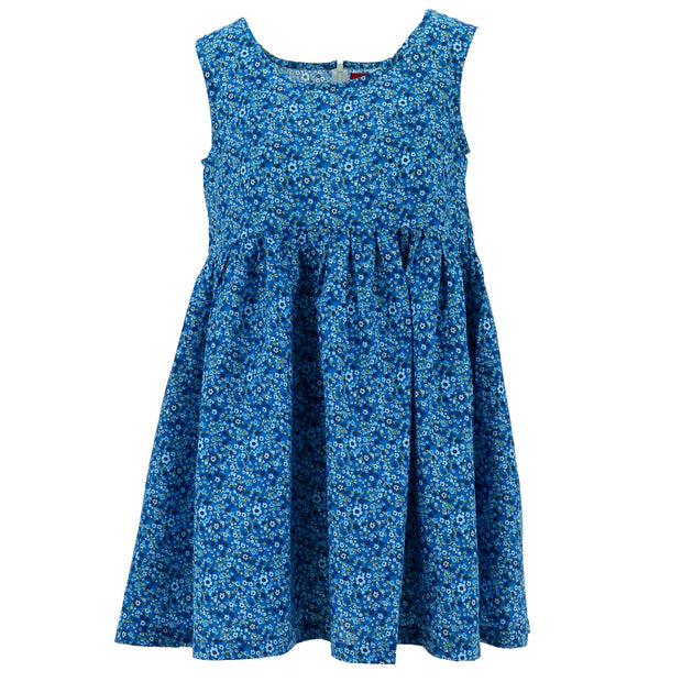 The Shroom Dress - Delicate Blue Flower