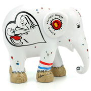 Limited Edition Replica Elephant - Helping Mira (10cm)