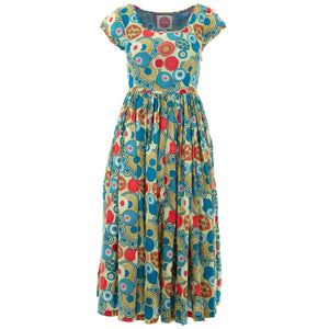Tea Dress - Magic Garden