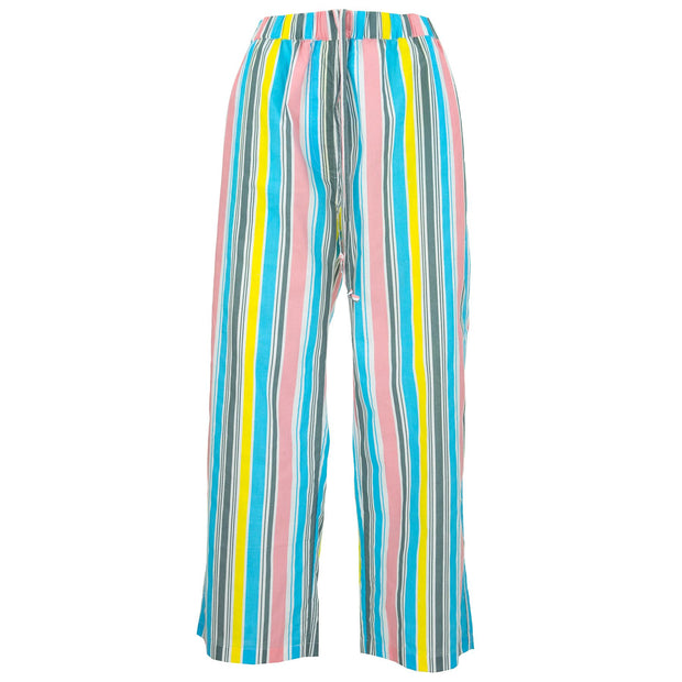 Loose Summer Trousers - Candy Stripe