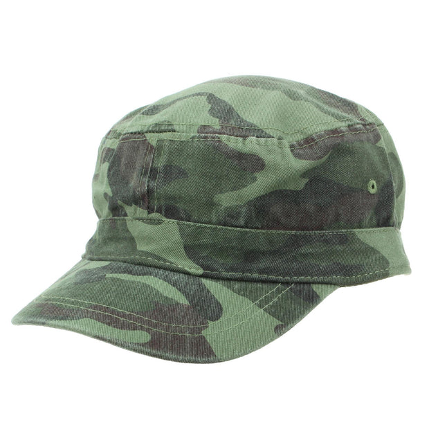 Military Cap - Camouflage