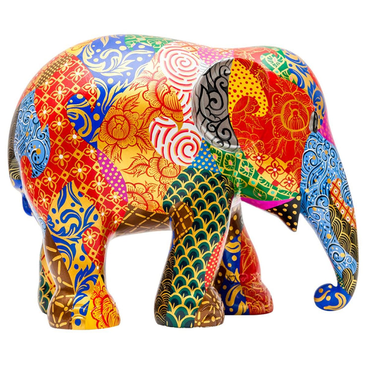 Limited Edition Replica Elephant - Patternista