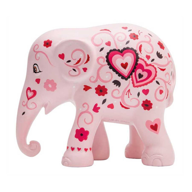 Limited Edition Replica Elephant - Velvet Garden (10cm)