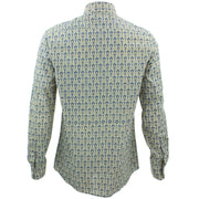 Tailored Fit Long Sleeve Shirt - In Bloom