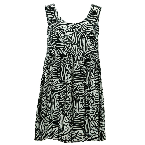 The Shroom Dress - Funky Zebra