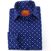 Regular Fit Long Sleeve Shirt - Polka Stars