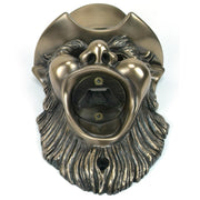 Wall Mounted Character Bottle Opener - Leprechaun (Bronze)
