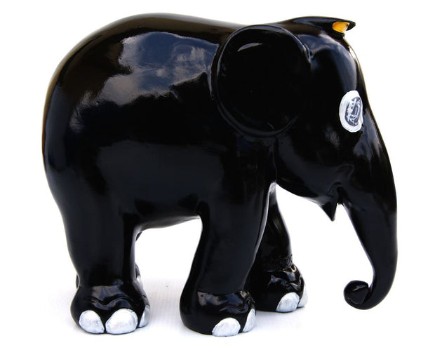 Limited Edition Replica Elephant - Taxi Elephant (10cm)