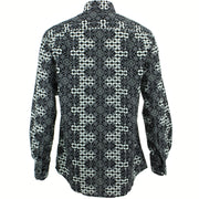 Regular Fit Long Sleeve Shirt - Double Fret