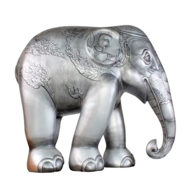 Limited Edition Replica Elephant - Dheva Ngen (10cm)