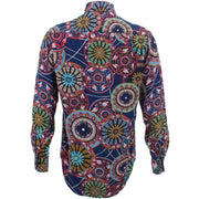 Regular Fit Long Sleeve Shirt - Suzani