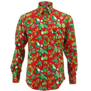 Regular Fit Long Sleeve Shirt - Christmas