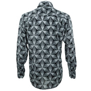Regular Fit Long Sleeve Shirt - Tessellation