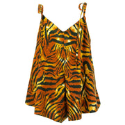 Short Jumpsuit - Tiger