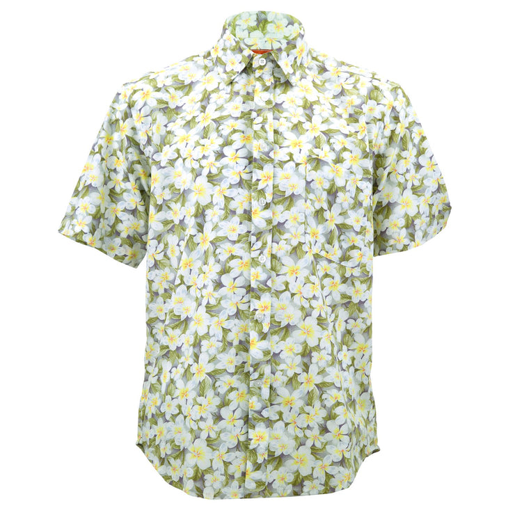 Regular Fit Short Sleeve Shirt - Primrose
