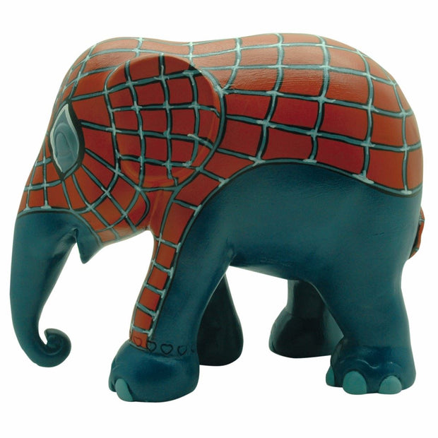 Limited Edition Replica Elephant - Spideyphantje