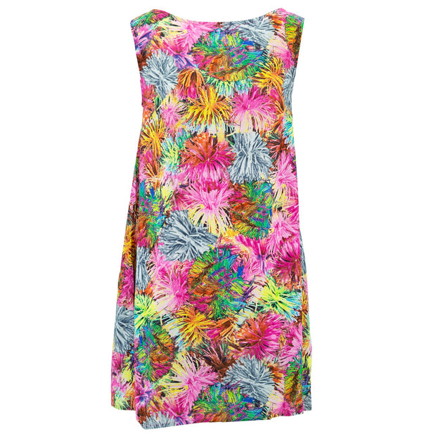 Shift Shaper Dress - Vivid Bloom