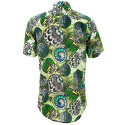 Regular Fit Short Sleeve Shirt - Disco Balls