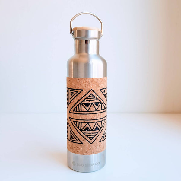 Eco Water Bottle | Insulated | Stainless Steel | Recyclable | Zero Waste |.Free Shipping