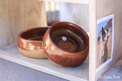 Downward Dog Bowls (all proceeds to dog charity)