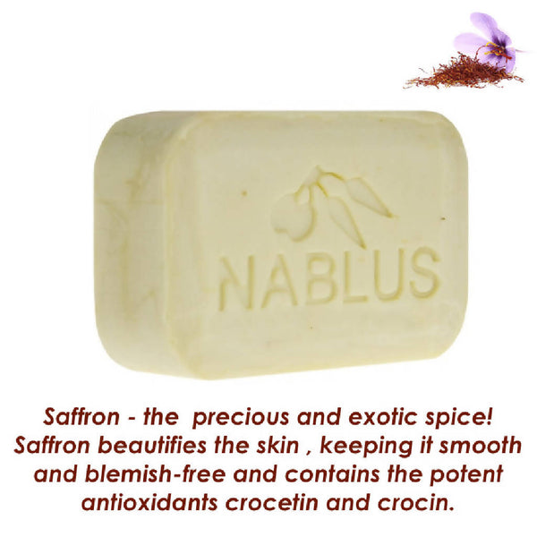 Herbal Soap Pack - 4 Certified Organic Soaps