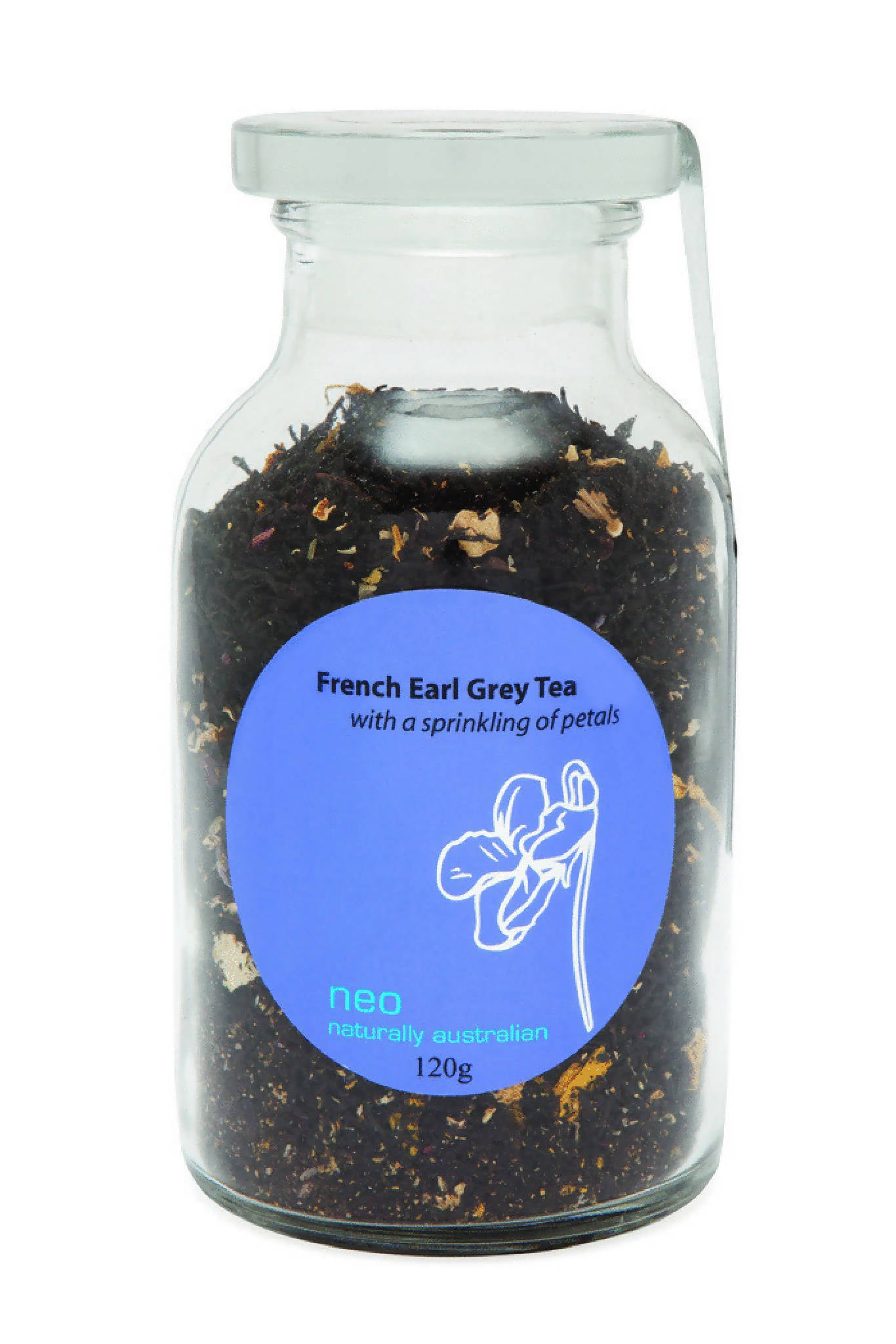 Neo French Earl Grey Tea Infusion Jar 120g