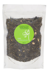 Neo GORGEOUS GREEN TEA - 140G REFILL PACK