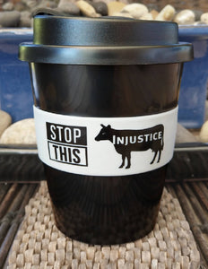 Stop This Injustice Reusable Cup