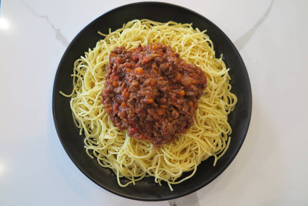 Vegan Family Meals 500g Bolognese