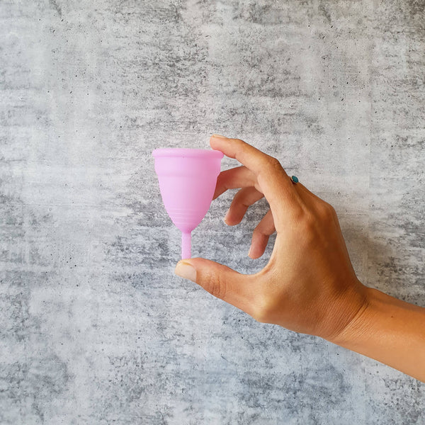 1 Eco Menstrual Cup | Soft & Comfortable | Medical Grade Silicone