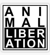Animal Liberation - Sticker