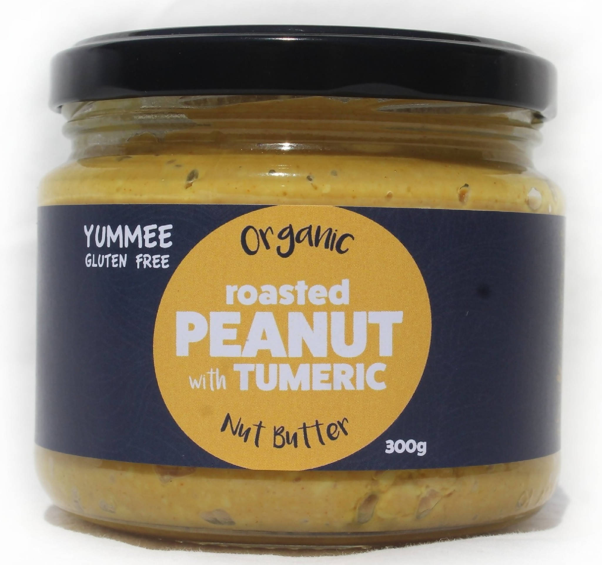 Peanut Butter with Turmeric