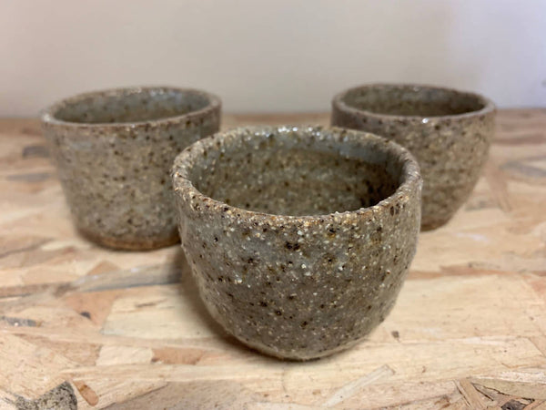 Handmade ceramic keep-cup - 2oz Espresso